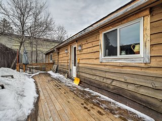 Rustic Home w/ Deck Near the Lake Placid Club