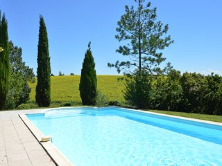 Pastel, nice cottage with pool beetwen Carcassonne and Toulouse