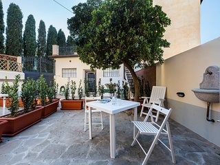 Fiordaliso - bright, completely renovated, with beautiful garden