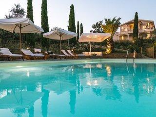 Villa Morelli - beautiful villa with private garden and swimming pool near Vinci