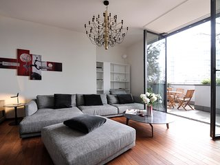 Gorgeous 2 bedroom with terrace in Vertical forest building in MIlan