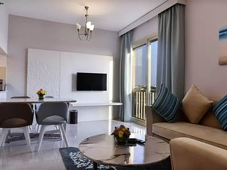 This wonderful 1 bedroom garden view apartment perfect for couples.