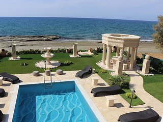 Imagine Renting Your Own 5 Star Private Cyprus Villa on the Beach, Paphos Villa