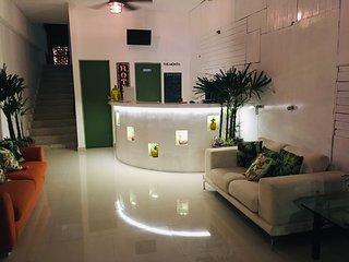 Tropicus 18 (zona Romantica) Habitacion Suite con Balcon