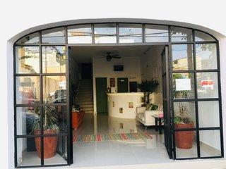 Tropicus 24 zona Romantica Habitacion Suite con Balcon