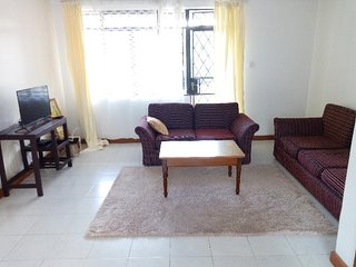 Comfy 2 bedroom apartment in Kilimani, near Yaya