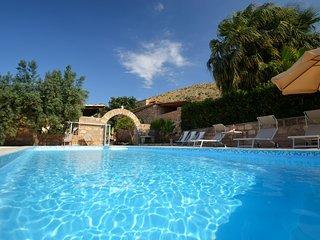 SV005 - LEVANZO APARTMENTn Baglio Poma with Swimming Pool