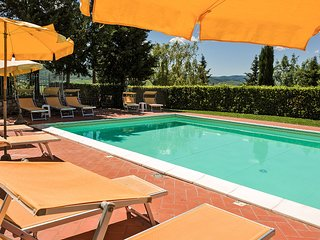 Fattoria Spedaletto Apartment Sleeps 6 with Pool and WiFi - 5765085