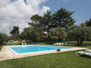 Villa Bibbia Apartment Sleeps 2 with Pool - 5763881