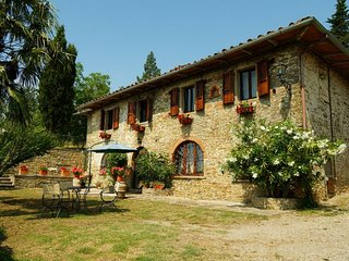 3 bedroom Villa in Cenina, Tuscany, Italy - 5764943