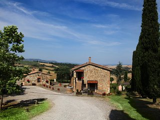 San Quirico d'Orcia Apartment Sleeps 2 - 5762518