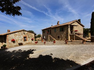 San Quirico d'Orcia Apartment Sleeps 2 - 5762516