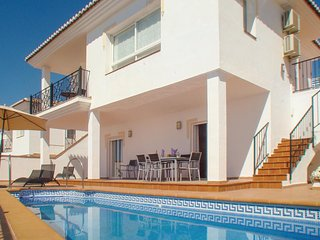 Amazing home in Torrox Costa w/ WiFi, Outdoor swimming pool and 3 Bedrooms