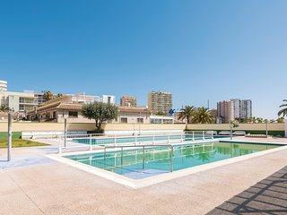 Awesome apartment in Oropesa de Mar w/ WiFi, Outdoor swimming pool and 2 Bedroom