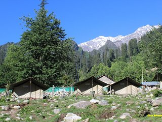 Holiday Camps in Solang Valley Manali