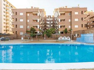 Beautiful apartment in Oropesa w/ Outdoor swimming pool, Outdoor swimming pool a