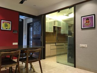 Premium 3BHK Service Apartment