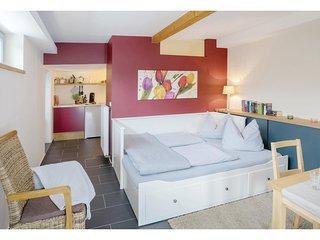 Beautiful apartment in Bad Doberan/Heiligend. w/ WiFi and 0 Bedrooms
