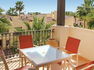 Nice apartment in San Javier w/ WiFi, Outdoor swimming pool and 3 Bedrooms