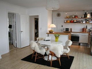 5 room penthouse apartment Copenhagen
