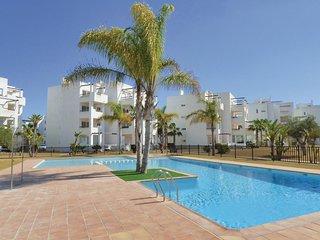 Nice apartment in Roldan w/ WiFi, Outdoor swimming pool and 2 Bedrooms (ECC823)