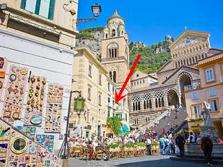 LivingAmalfi: the most central house in Amalfi ever!