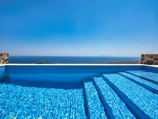 Vinsanto with pool, part of Theano Apartments a complex of two private houses