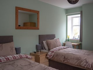 Twin/Double en-suite B&B room on West Highland Way