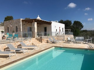 10%OFF April/May- Treat yourself to a little luxury this year at Trullo Falco.