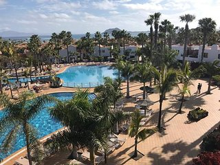 Casa del Mar Private Apartment Complex Corralejo Fuerteventura - wifi Pool view