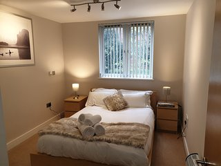 Birminghams Hidden Gem Emerald Apartment, sleeps 4