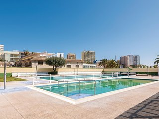 Awesome apartment in Oropesa de Mar w/ Outdoor swimming pool, Outdoor swimming p