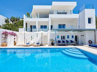 Villa in Roca Llisa with amazing sea view