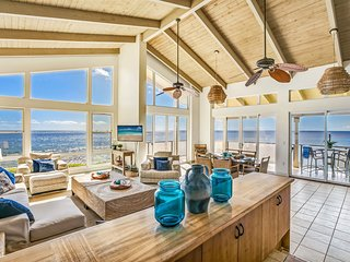 Makahuena 5201: Dreamy 180 Degree Oceanfront View