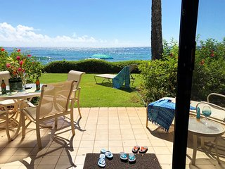 Kiahuna 198: Beachfront Condo In The Heart Of Poipu