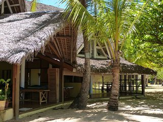 Stay at one of our bungalows and enjoy your relaxing vacation