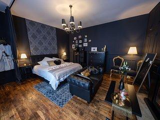 Apartement romantique chic