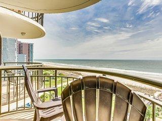 Spectacular Oceanfront Condo 702