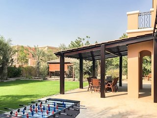 Stunning 5BR Luxury Villa in Arabian Ranches!