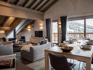 A09 - Magnifique appartement - Residence avec Magasin de ski, Restaurant & Spa