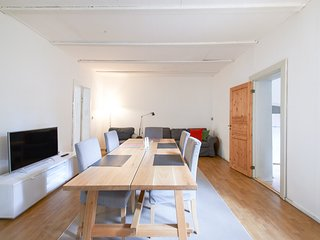Fantastic apartment in Christianshavn