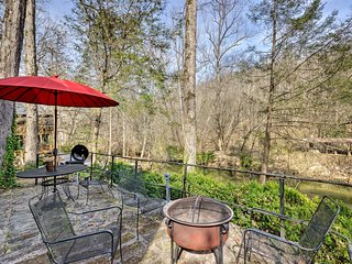 NEW! Cleveland Home w/ South Saluda Fishing Access