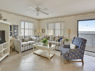 Emerald Isle #602 - Beautiful 3 bedroom condo with a beach front balcony!