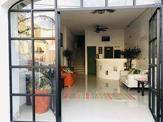 Tropicus 05 (zona Romantica) Habitacion Suite con Terraza y Cocina