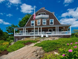 Rock Ledge - A Home With Breathtaking Ocean Views!