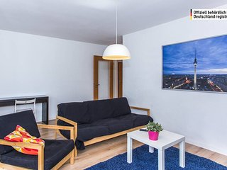 2-bedroom apartment near the water in Friedrichshain
