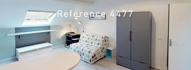 Apartment Fontainebleau - Reference 4477