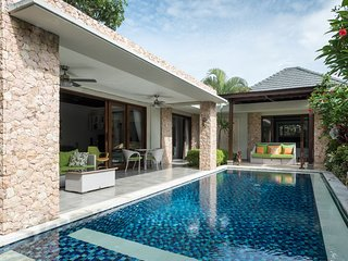 Beachfront Complex: Villa Six Kejora: Cool Bali Villas