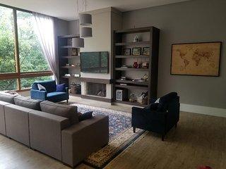 Apartamento Premium no centro de Gramado
