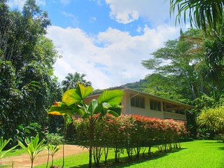 ♥River Estate Guest House♥AC♥Riverfront Near Beach♥Private♥Peaceful♥TVNC 5132